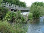River Kennet weirs