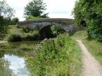 Shepherds Bridge 73, Kennet and Avon Canal.